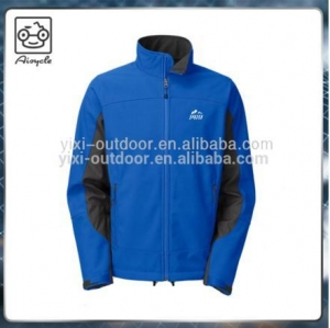 China Custom Softshell Jacket Embroidery Designs Brand Names on sale