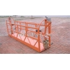 China 4M pedal type suspended platform for sale
