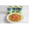 China Canned Green Peas with Carrots Green Peas & Carrots for sale