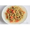 China Mixed Green Beans & Green Peas & Carrots Mixed Vegetables for sale