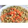 China Mixed Green Peas & Carrots Mixed Vegetables for sale