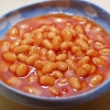China Heinz Canned Dark Red Baked Kidney Beans in Tomato Sauce for sale