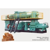 China Interlocking Soil Brick Machine on sale