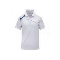 100% Polyester Men Short Sleeve Dry Fit Polo Shirt