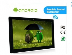 China 10.1, 15.6, 18.5, 21.5 inch Commercial Tablet PC with Newest Android OS on sale