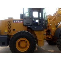 Earth Moving Machinery XCMG Wheel Loader LW500FN