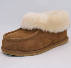 China Contact Now Winter Low Price and Genuine Leather Snow Men Boots in Stock on sale