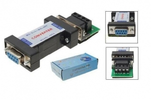 China RS-232 to RS-485 Serial Converter Adapter RS 232 to RS 485 board on sale