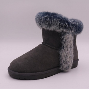 China Warm Women Snow Boots Low-Tube Winter Snow Boots on sale