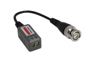 China 1 Channel Passive UTP CCTV Video Balun with Extension Cable on sale