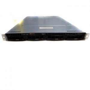 China Supermicro SC814 Server Chassis w/ (2) 560W Power Supplies Fans Bare Bones on sale