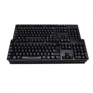 China (Lot of 6) Genuine Dell L30U Quiet Slim Black USB Wired Desktop Keyboards supplier
