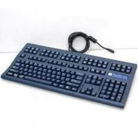 China Devlin KMX-143-051 Blue 144-Key Mechanical Keyboard PS2 Cherry MX Brown/Black on sale