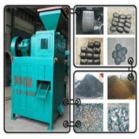 iron ore fines briquetting machine