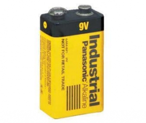 China Panasonic Industrial 6AM6 9 Volt Battery - 9V Alkaline on sale