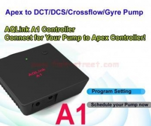 China AQLink A1 for Apex Controller for Crossflow Gyre DCS DCT Pump Reviews on sale