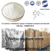 4-(1-hydroxy-1-methylethyl)-2-propyl-1H-imidazole-5-carboxylic acid ethyl ester