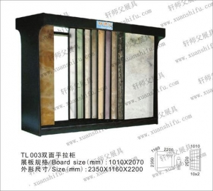 China TL003 slate floor exhibition stand for trade show on sale