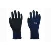 China 13G polyester liner with sandy latex coating Gloves for sale