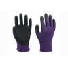 China 13G polyester liner with latex coating Gloves for sale