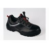China Low-cut Breathable Anti smashing safety shoes/Black for sale