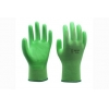 China 13G dyeing nylon liner with smooth nitrile coating Gloves for sale