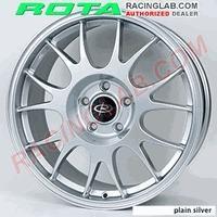 China ROTA Wheel Formula 18x8 (5x114.3+35mm, 73 Hub) Back Order on sale