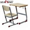 China Elementary School Study Table and Chair on sale