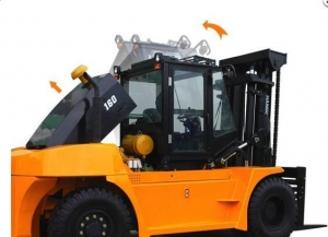 China HANGCHA Forklift 20T-25T on sale