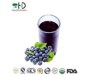 China Blueberry Concentrate juice