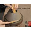 China Tea Yixing Teapot Di Cao Qing Full Hand Shi Piao 240ml for sale