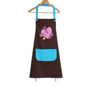 China Chefs Apron 100% Cotton Catering with Bib Pockets Cooking BBQ on sale