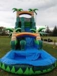 China AF-S05backyard inflatable water slides on sale