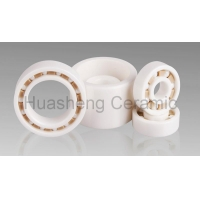Deep groove ball zirconia full ceramic bearings