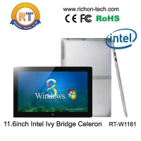 China 2013 New Baytrail 11.6 win 8 tablet pc in hot selling on sale