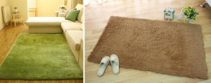 China Solution Dyed Polyester Carpet on sale