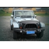 China JK FRONT BUMPER 09/10 for sale