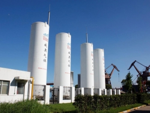 China Gas-LNG Storage ,Transfer And Refueling Station on sale