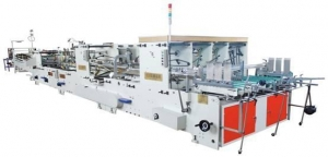 China ES-1800-AC Automatic Paste Box Machine on sale