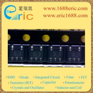 China Integrated Circuit(IC) NOR gate TC7SET02F SOT-153/SMV marking G3 on sale