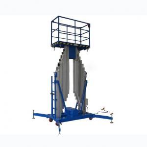 China Double Mast Aluminum Lift on sale
