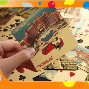 China Stainless Steel Playing Cards on sale