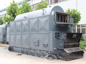 China DZL Packaged Coal Fired Boiler on sale