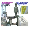 China PVC Two Color Flat Rule Extrude Equipment for sale