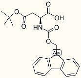 China Amino acids and derivates FMOC-Asp(OtBu)-OH on sale