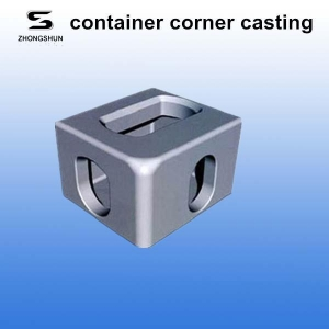 China iso container corner casting on sale
