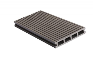 China WPC Floor Decking Wood Plastic Composite Board Sanded Weather Resistant Outdoor Garden 135x25B on sale