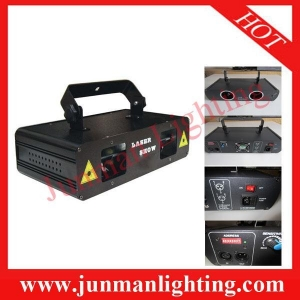 China Red And Green Laser Light Disco DJ Light on sale