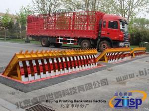 China Hydraulic Road Blocker on sale