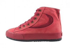 China Women Shoes Women's Canvas Shoes Vulcanized Rubber Outsole (SNC-02040) on sale